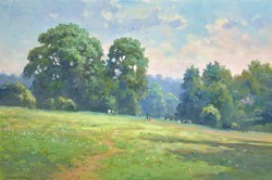 Topmeadow by James Preston -  sized 30x20 inches. Available from Whitewall Galleries